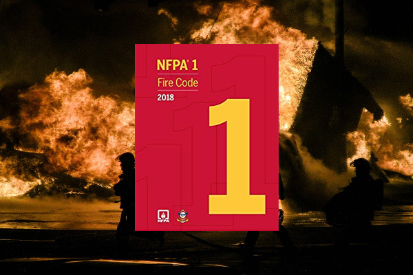 National Fire Protection Association Releases 2018 Edition of Fire Code
