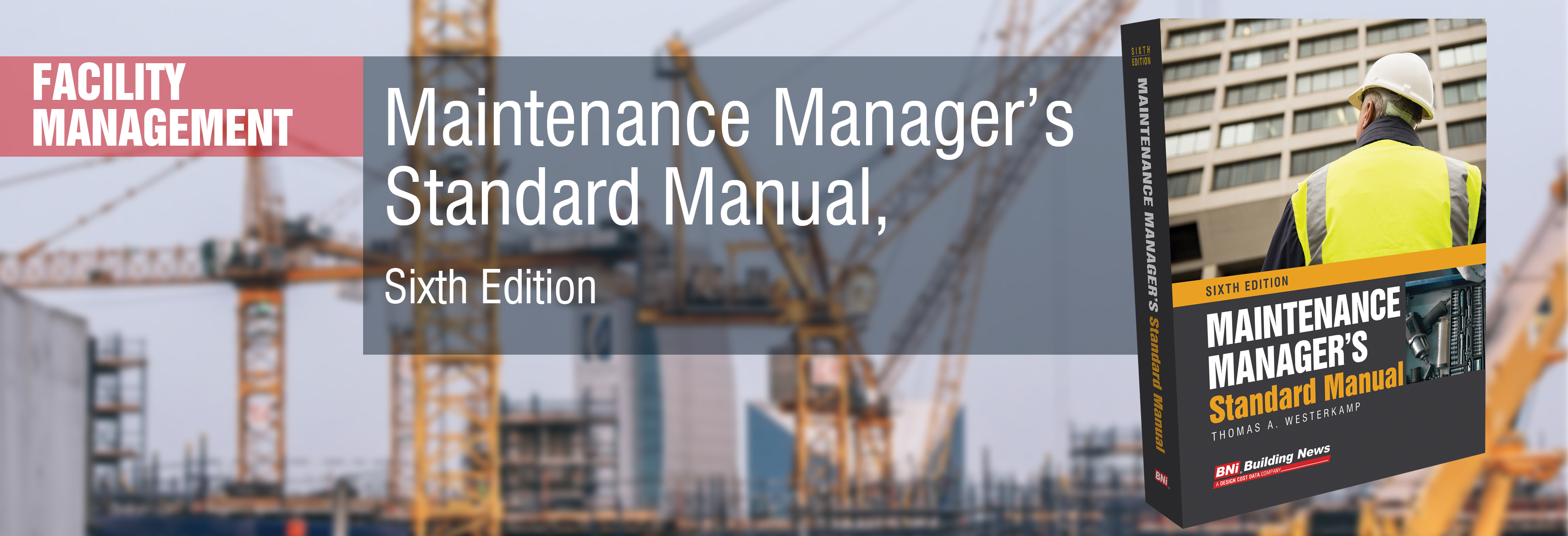 Maintenance Manager's Standard Manual